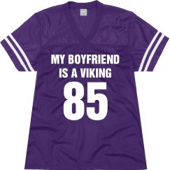 My boyfriend is a viking