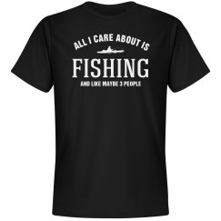 Care about is fishing