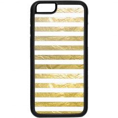 Gold Foil Effect Stripe
