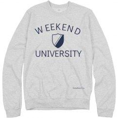 weekend university
