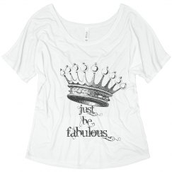 just be fabulous