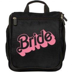 Bride Logo Makeup Bag
