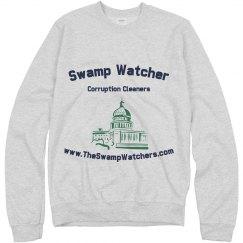 Swamp Watcher Sweatshirt