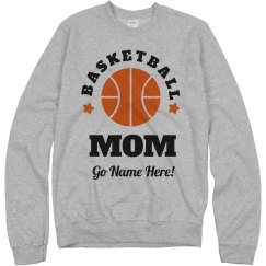 Custom Proud Basketball Mom