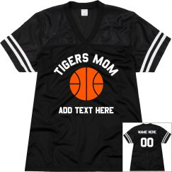 Custom Basketball Mom Jersey