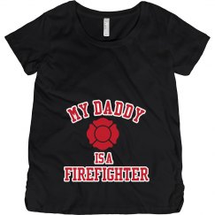 My daddy's a firefighter