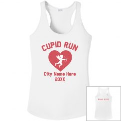 Cupid Run Custom City Tank