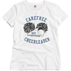 Carefree Cheerleader