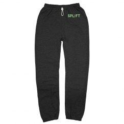 Girls Who Splift Navy Sweatpants