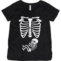 Halloween Maternity Shirt