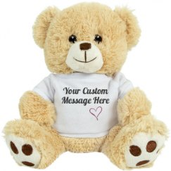 8 Inch Teddy Bear Stuffed Animal