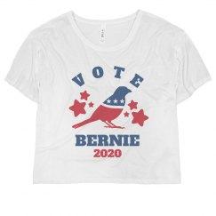 Bernie's Voting Bird