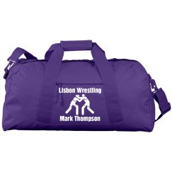 Wrestling Duffel Bag