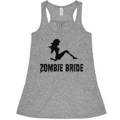 Zombie Bride Halloween Tank