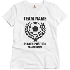 Customiz able Soccer Shirt