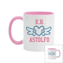 KH Two-Toned Mug