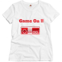 Game night shirt