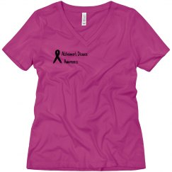 Alzheimer's Awareness Tshirt