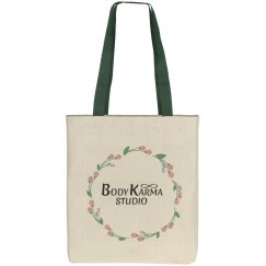 Canvas Logo Bag