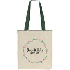 Canvas Logo Bag