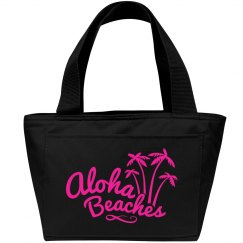 Aloha Beaches Neon Pink