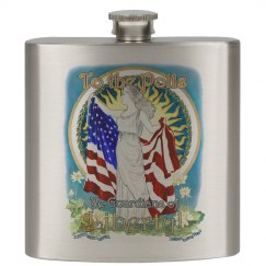MOUSIE Liberty Flask