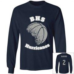 BHS Hurricanes basketball