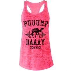Pump Day Burnout