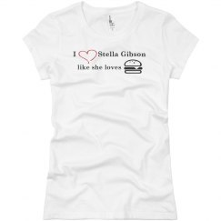 I love Stella Gibson