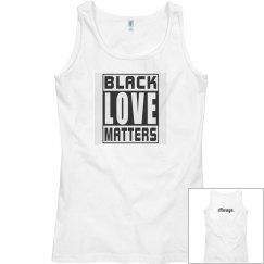 Black Love Matters Always Tank Top.