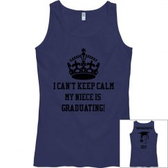 My niece is graduating