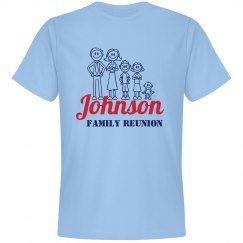 Family Reunion Custom T-shirt