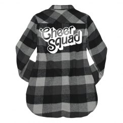 Cheer Squad Flannel