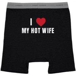 I Heart My Hot Wife