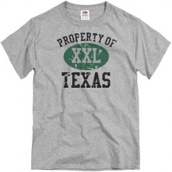Property of XXL Texas