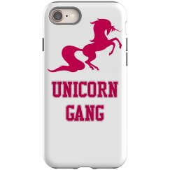 Unicorn iphone 8 tough case