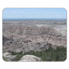 Badlands Mouse Pad
