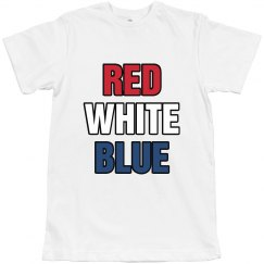Red White Blue