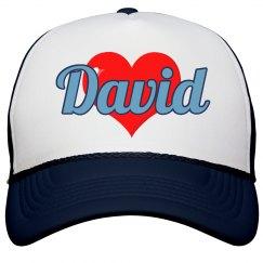 I love David