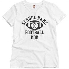 School Football Mom