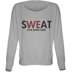 We Sweat at the Gym