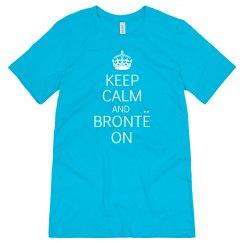Keep Calm Bronte On