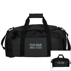 FOLLOW Dancer Duffel Bag