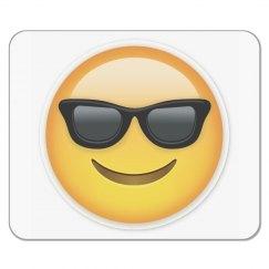 Emoji Mouse pad