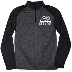 Get Lost Camping Pullover