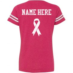 Custom Breast Cancer Tee