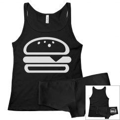 Cheeseburger Jams set