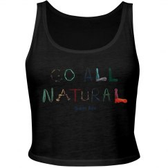 Go All Natural - Bella Crop Top