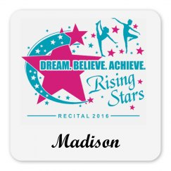 Recital keepsake magnet