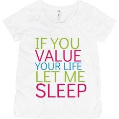 Let Sleeping Mothers Lie